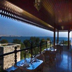 Отель Valide Sultan Konagi балкон