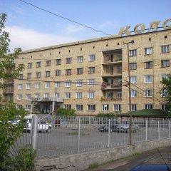 Отель Берега Красноярск балкон