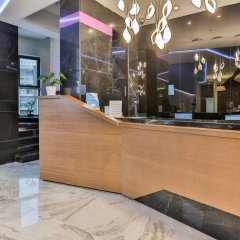 Отель Bracera Черногория, Будва - отзывы, цены и фото номеров - забронировать отель Bracera онлайн интерьер отеля фото 2