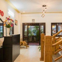 Отель Blue River Villa Homestay интерьер отеля