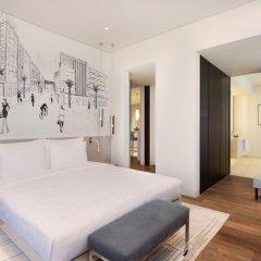La Ville Hotel & Suites CITY WALK, Dubai, Autograph Collection комната для гостей фото 2