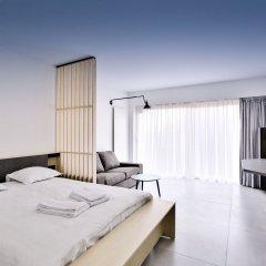 Апартаменты Renaissance Park Apartments Брюссель комната для гостей фото 4
