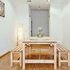 Carl Hostel München Мюнхен комната для гостей