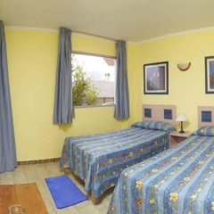 Отель Ok Hotel Beach Испания, Ивиса - отзывы, цены и фото номеров - забронировать отель Ok Hotel Beach онлайн комната для гостей фото 2