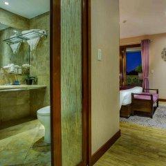 Отель Oriental Suites Ханой ванная