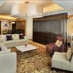 Отель Hilton Capital Grand Abu Dhabi 5* Президентский люкс с различными типами кроватей фото 2