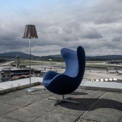 Отель Radisson Blu Hotel Zurich Airport Швейцария, Цюрих - 1 отзыв об отеле, цены и фото номеров - забронировать отель Radisson Blu Hotel Zurich Airport онлайн приотельная территория