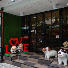 Отель Le Clarita Бангкок фото 9