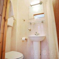 Отель Elmwood Hotel Великобритания, Лондон - отзывы, цены и фото номеров - забронировать отель Elmwood Hotel онлайн ванная