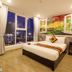 Отель Vanda Hotel Nha Trang Вьетнам, Нячанг - отзывы, цены и фото номеров - забронировать отель Vanda Hotel Nha Trang онлайн комната для гостей