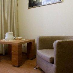 Гостиница Спутник Стандартный номер с разными типами кроватей фото 15