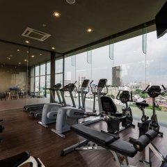 Отель Waldorf Astoria Bangkok Бангкок фитнесс-зал фото 3