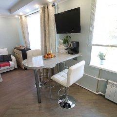 Апартаменты Apartment on Oktyabrya 43 Ярославль комната для гостей фото 5