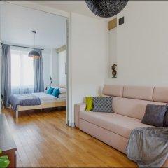 Отель P&O Apartments Chmielna 1 Польша, Варшава - отзывы, цены и фото номеров - забронировать отель P&O Apartments Chmielna 1 онлайн комната для гостей фото 5