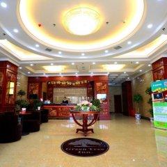 GreenTree Inn JiangXi JiuJiang Railway Station Business Hotel интерьер отеля фото 3