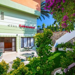 Отель Otel Kabasakal Чешме балкон