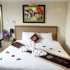 Lenid De Ho Guom Hotel Ханой комната для гостей фото 5