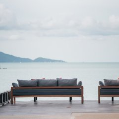 Отель The Pool Villas By Peace Resort Samui Таиланд, Самуи - отзывы, цены и фото номеров - забронировать отель The Pool Villas By Peace Resort Samui онлайн приотельная территория