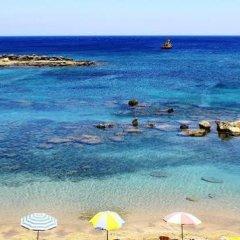 Отель Princess Flora Родос пляж фото 2