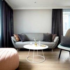 Radisson Blu Scandinavia Hotel 4* Люкс с различными типами кроватей фото 4