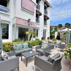 Отель Hôtel La Villa Cannes Croisette Франция, Канны - отзывы, цены и фото номеров - забронировать отель Hôtel La Villa Cannes Croisette онлайн фото 9
