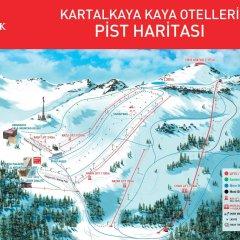Dorukkaya Ski & Mountain Resort Турция, Болу - отзывы, цены и фото номеров - забронировать отель Dorukkaya Ski & Mountain Resort онлайн городской автобус