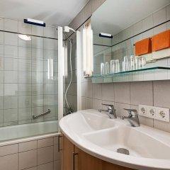 Hotel Garni Nuernberger Trichter ванная