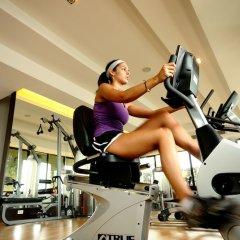 Nouvo City Hotel фитнесс-зал фото 4