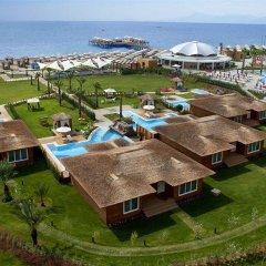 Отель Kaya Palazzo Golf Resort пляж фото 2