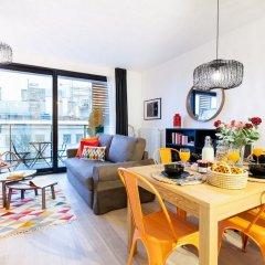 Отель Sweet Inn Apartments Belliard Бельгия, Брюссель - отзывы, цены и фото номеров - забронировать отель Sweet Inn Apartments Belliard онлайн комната для гостей фото 5