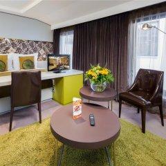 Отель INNSIDE by Melia Prague Old Town комната для гостей фото 5