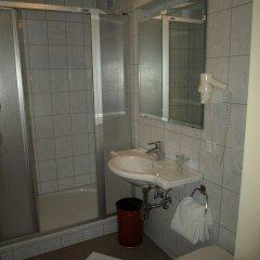 Отель Terminus Vienna Австрия, Вена - 7 отзывов об отеле, цены и фото номеров - забронировать отель Terminus Vienna онлайн ванная фото 2