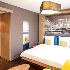 Отель Aparthotel Adagio Köln City Германия, Кёльн - 5 отзывов об отеле, цены и фото номеров - забронировать отель Aparthotel Adagio Köln City онлайн комната для гостей фото 3