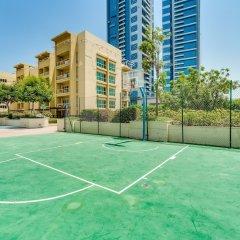 Апартаменты Short Booking - 1 BDR Apartment Greens спортивное сооружение