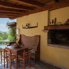 Отель Farmhouse Located in the Beautiful Aulla in Northern Tuscany Аулла фото 29