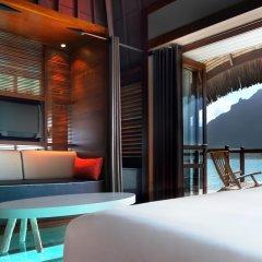 Отель Le Meridien Bora Bora удобства в номере