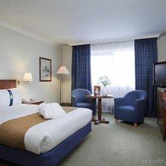 Отель Holiday Inn London-Bloomsbury Великобритания, Лондон - 1 отзыв об отеле, цены и фото номеров - забронировать отель Holiday Inn London-Bloomsbury онлайн комната для гостей фото 5