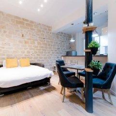 Отель Apart Inn Paris - Quincampoix Франция, Париж - отзывы, цены и фото номеров - забронировать отель Apart Inn Paris - Quincampoix онлайн комната для гостей фото 2