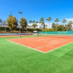 Отель Nissi Park спортивное сооружение