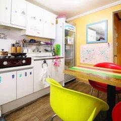 Yakorea Hostel Itaewon Сеул в номере фото 2