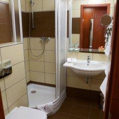 Hotel City Inn Будапешт ванная