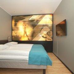 Comfort Hotel Stockholm бассейн