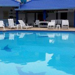 Апартаменты Sea View Apartments На Чом Тхиан бассейн