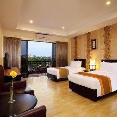 Отель Nova Park комната для гостей фото 5