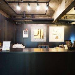 Отель Seoul 53 hotel Insadong Южная Корея, Сеул - 1 отзыв об отеле, цены и фото номеров - забронировать отель Seoul 53 hotel Insadong онлайн интерьер отеля