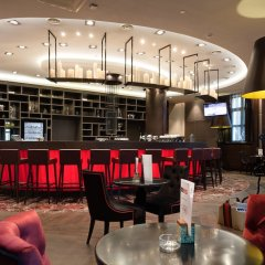 Гостиница Адажио Москва Павелецкая гостиничный бар