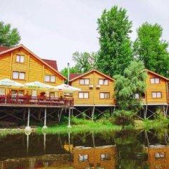 Mini Hotel Fregat Киев приотельная территория
