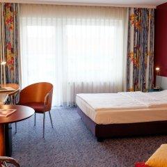 Отель Königshof am Funkturm Германия, Ганновер - 1 отзыв об отеле, цены и фото номеров - забронировать отель Königshof am Funkturm онлайн комната для гостей фото 2