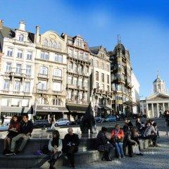 Отель B&b D&f Suites Brussels Брюссель