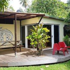 Отель Linareva Moorea Beach Resort фитнесс-зал